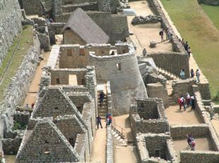 Machu Picchu Sacred Mountain Setima Wonder of the World, Inca Trail Cusco Peru